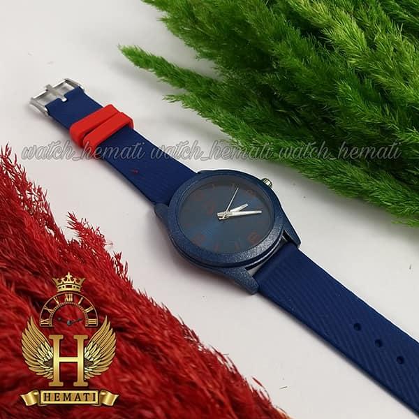 خرید ارزان ساعت اسپرت نایک پسرانه و دخترانه NIKE NK100 سرمه ای_قرمز