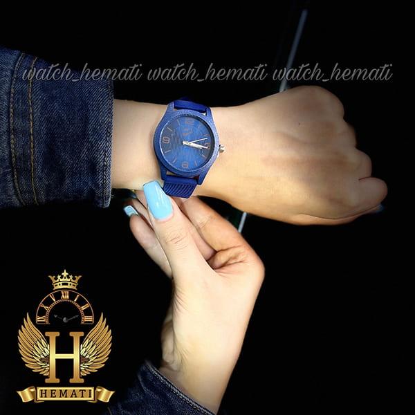 خرید اینترنتی ساعت اسپرت نایک پسرانه و دخترانه NIKE NK100 سرمه ای_قرمز