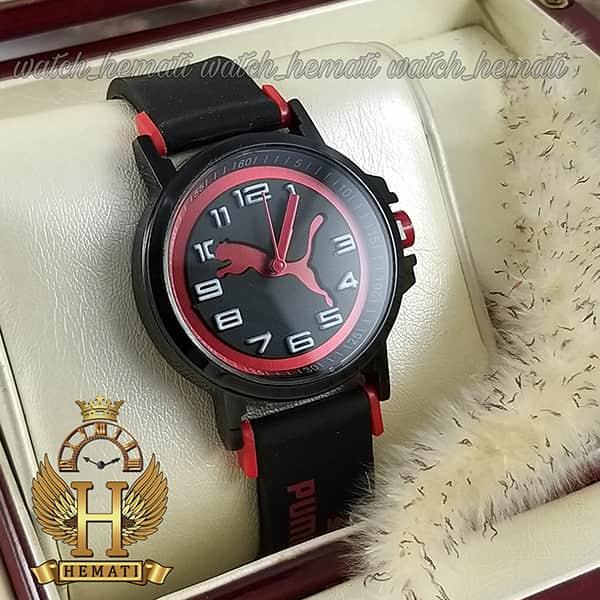 خرید ، قیمت ، مشخصات ساعت اسپرت پوما PUMA PM104 مشکی_قرمز