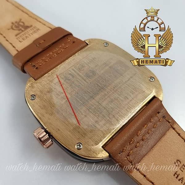 خرید ساعت سون فرایدی های کپی ارزان قیمت مردانه مدل SL-F2/02-R0128 رزگلد-مشکی بند عسلی