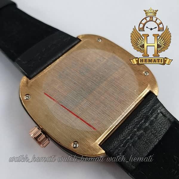 ساعت سون فرایدی مردانه های کپی ارزان قیمت مدل PF-M3/05-G140 قاب مشکی-رزگلد بند مشکی