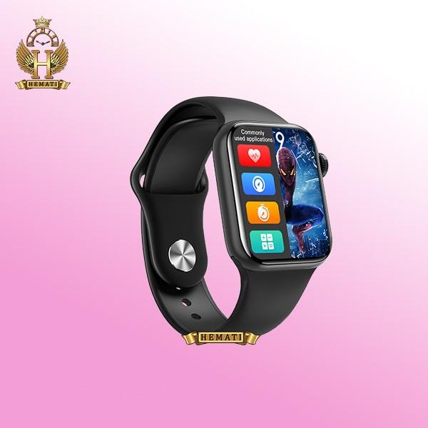 ساعت هوشمند یا اسمارت واچ مدل M16 plus پلاس به رنگ مشکی