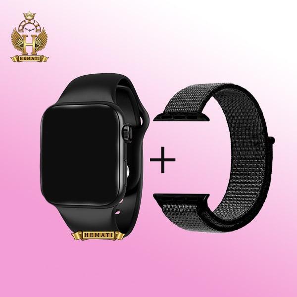 خرید smart watch CT1 ساعت هوشمند با بند نایلونی اضافه