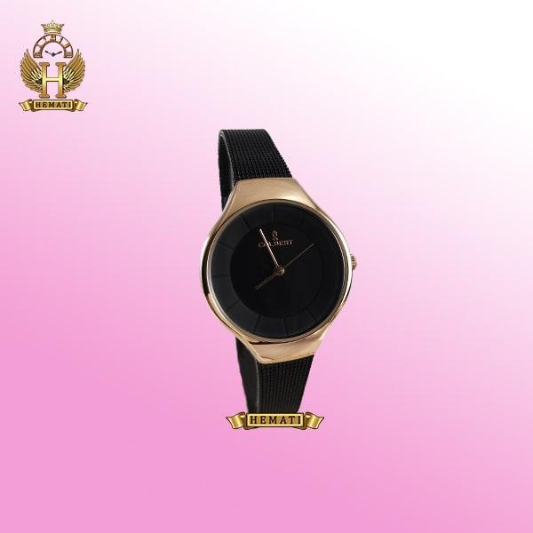 خرید ساعتمچی زنانه کلبرت اورجینال، COLBERT 0211L بند حصیری در رنگبندی متنوع همراه گارانتی و جعبه و پاکت شرکتی