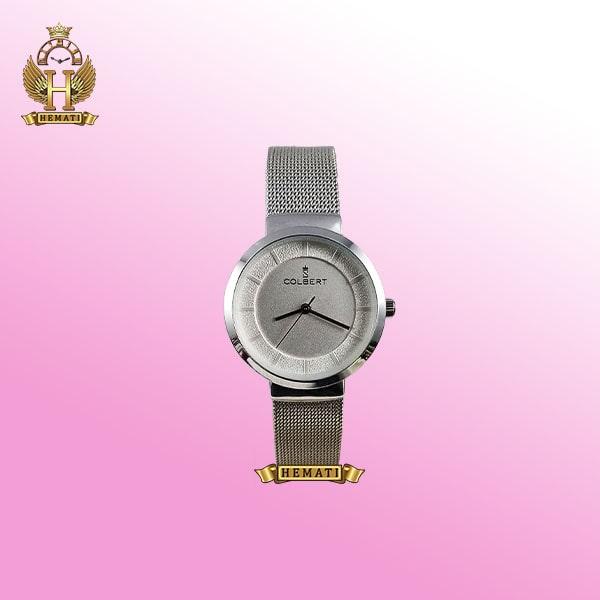 خرید ساعتمچی زنانه کلبرت اورجینال، COLBERT 0212L بند حصیری در رنگبندی متنوع همراه گارانتی و جعبه و پاکت شرکتی