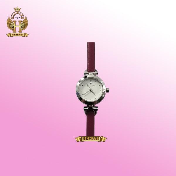 خرید colbert 0202l ساعت دخترانه و زنانه کلبرت فوق العاده ظریف ،در رنگبندی بند ،رنگ قاب نقره ای