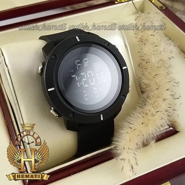 مشخصات ساعت مچی دیجیتال مردانه پیائوما piaoma p103 تمام مشکی