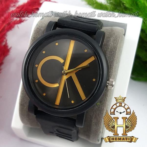 خرید اینترنتی ساعت اسپرت کلوین کلین CK102 مشکی