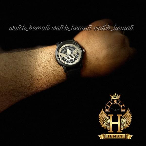 قیمت ساعت اسپرت آدیداس ADIDAS AD115 مشکی قطر 44 میلیمتر