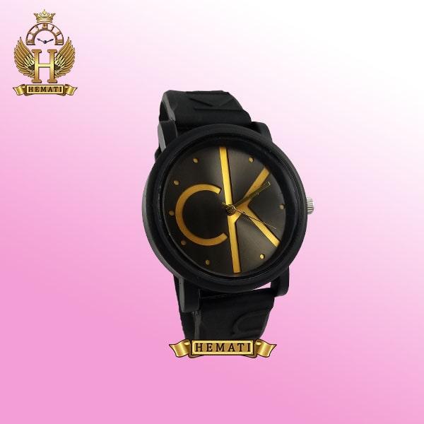 ساعت اسپرت کلوین کلین CK102 مشکی