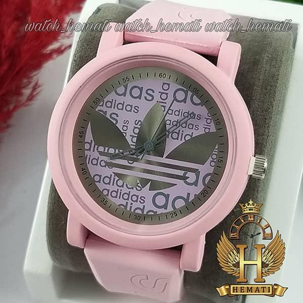 خرید اینترنتی ساعت دخترانه آدیداس ADIDAS AD111 صورتی