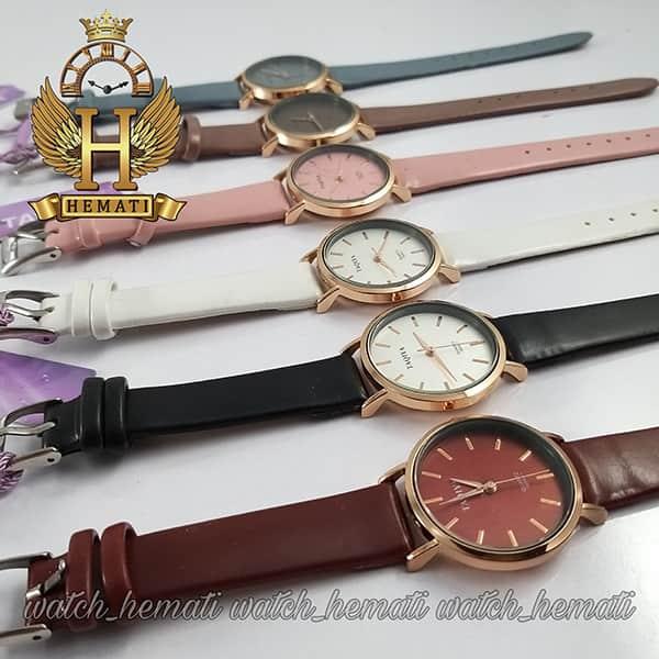 خرید ساعت فانتزی دخترانه تاکیا بند چرم TAQIA TAQ101