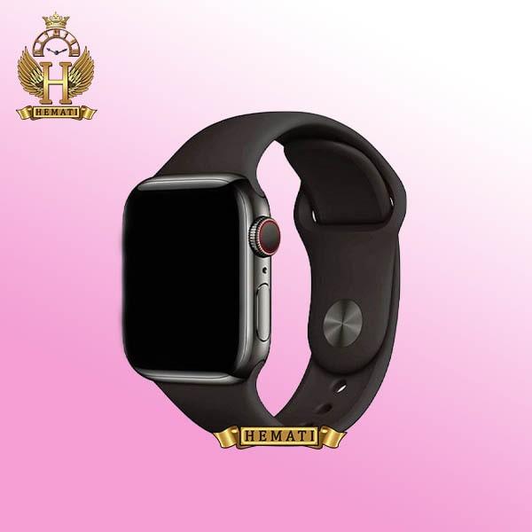 خرید انلاین ساعت هوشمند SMART WATCH W46 رنگ تمام مشکی