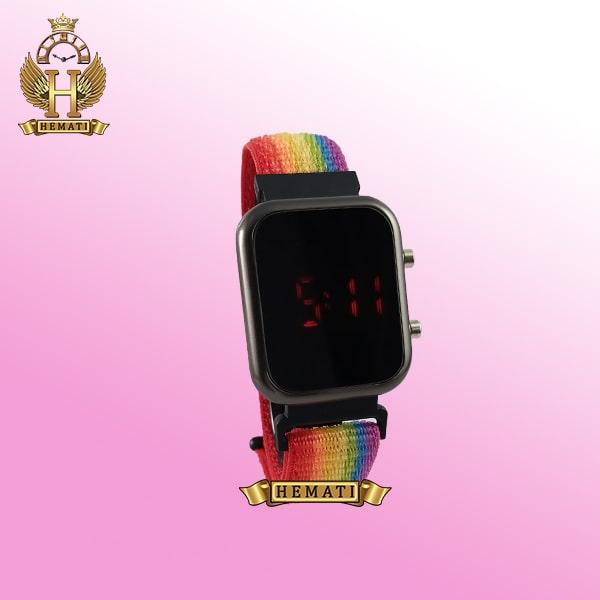 ساعت ال ای دی اسپرت led1100 در رنگبندی بند