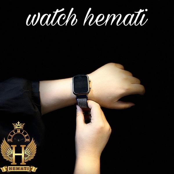 عکس دست ساعت ال ای دی اسپرت led1100 در رنگبندی بند