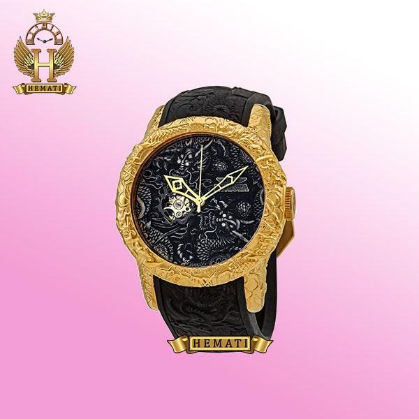 خرید ارزان ساعت عقربه ای مردانه اینویکتا یاکوزا 25083 Invicta Yacuza صفحه-مشکی