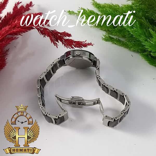 خرید اینترنتی ساعت زنانه رادو دیا استار جوبیل Rado Diastar Jubile RDL104 نقره ای مشکی