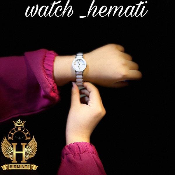 خرید ، قیمت ، مشخصات ساعت زنانه رادو دیا استار جوبیل Rado Diastar Jubile RDL103 نقره ای سفید