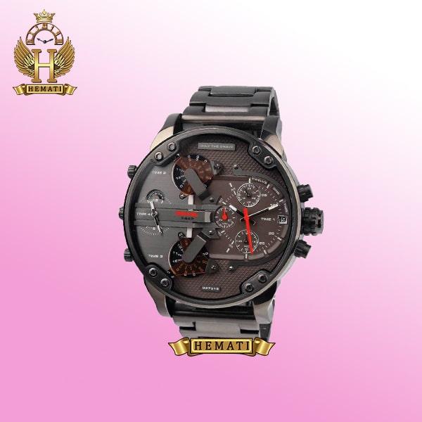 ساعت مردانه دیزل هفت موتوره مدل DIESEL dz-7423