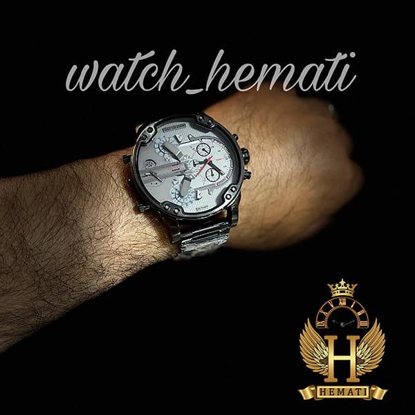 خرید ، قیمت ، مشخصات ساعت مردانه دیزل هفت موتوره مدل DIESEL dz-7423